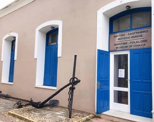 Ναυτικό και Λαογραφικό Μουσείο Ιθάκης