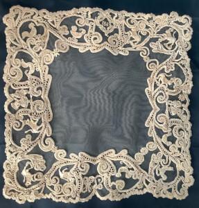 Πετσετάκι από Αθάνατο (Δαντέλα)
