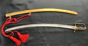 Σπαθί Λεωνίδα Καμπίτση